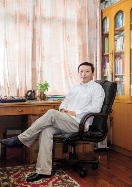 彭晓辉认为,中国人的性观念有变化,但中国的性教育始终没跟上。摄影_李鹏