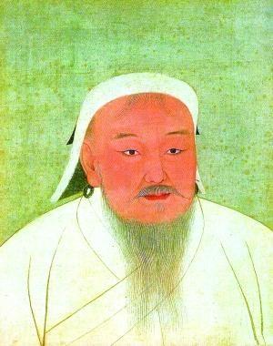 元太祖成吉思汗