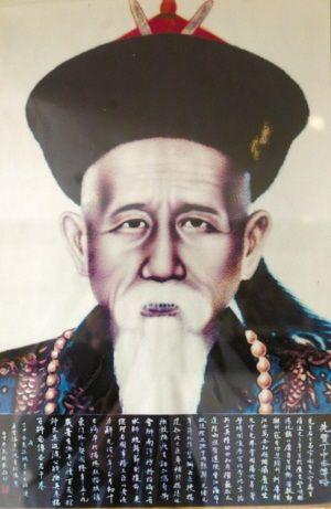 上海道台丁日昌
