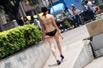 广州街头遇猛女(组图)