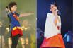 刘若英演唱会变超人