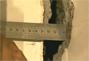 小区楼房裂缝宽达13厘米