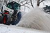 实拍:晒晒东北暴强的清雪工具(图)