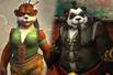 魔兽熊猫人遭泄露