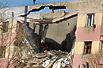 实拍:牡丹江居民楼整个单元被炸空(图)