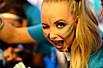 实拍:世界小姐的奥运会