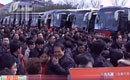 实拍南京现3千人购房团