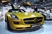 第十届迪拜车展天价改装车