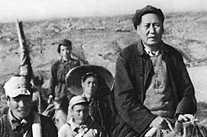 毛泽东差点儿被胡宗南的士兵杀害