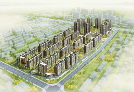 上林溪小区规划图