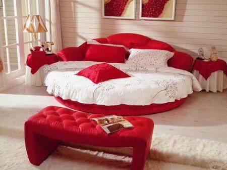 买踩踏圆情趣睡在屋软床圆床圆梦(3)语张大不的有v情趣草中央图片