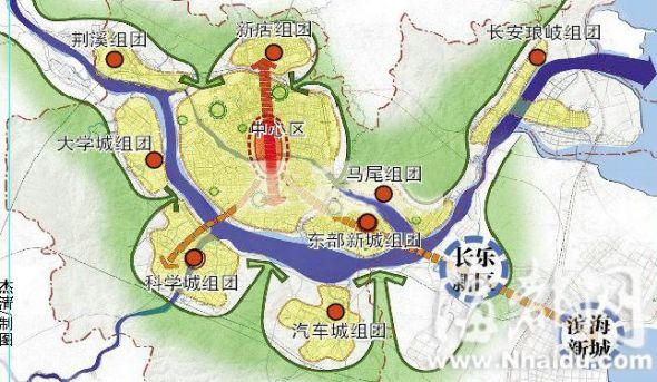 高陵区未来五年规划图片