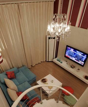卧室上下两层设计图展示