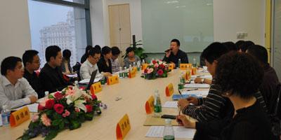2011中国房商联盟工程采购经理人华南俱乐部成立