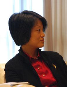 都荟豪庭项目推广经理 叶瑾