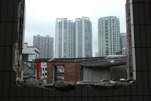 富力底价拿下杨箕村改造项目地块
