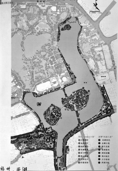 闽江学院副教授,博士景秀艳认为,西湖公园历史悠久,是福州的一张图片
