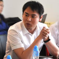 纳尔特涂料商务营销总监 王博