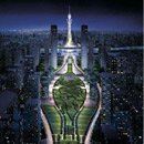 珠江新城规划图