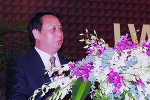 省旅游局副局长刘之明致辞