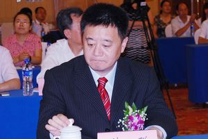 万豪国际集团高级副总裁林聪先生