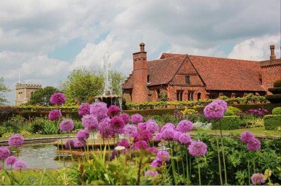 泛欧景观设计——英伦风情