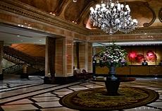 香港朗廷酒店大堂