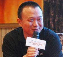 金地集团上海分公司营销总经理宋家泰
