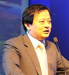 中国旅游地产服务集团总裁 丁祖昱