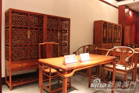 从一定程度上也促进了珠海红木家具市场的