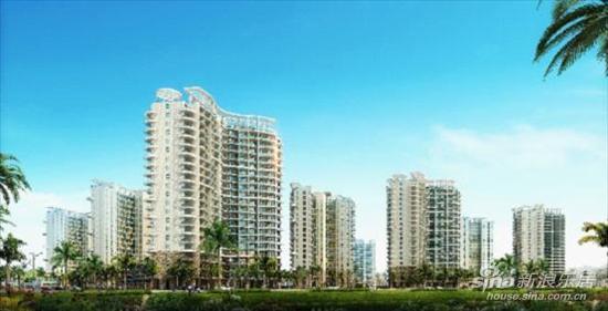 龙沐湾美好海岸公寓效果图图片