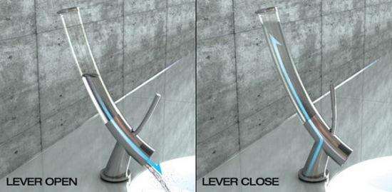 1公升节水水龙头设计