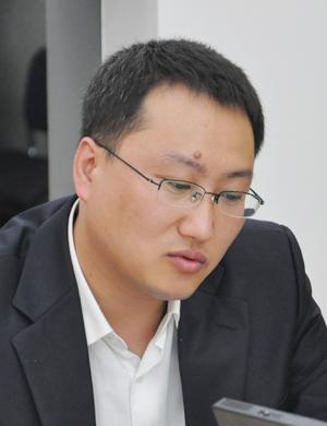 郭鸿义 副总经理嘉宝莉化工集团
