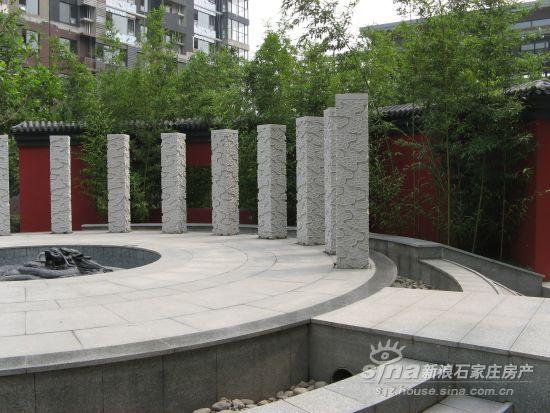 中式园林景观提前体验图片