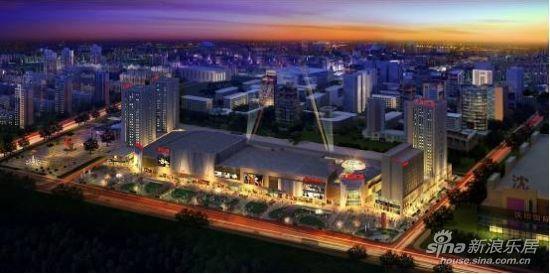 沈阳北一路万达广场今年8月将开业_项目开业
