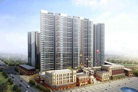 上海万科城市花园现房商铺出售售价27000元