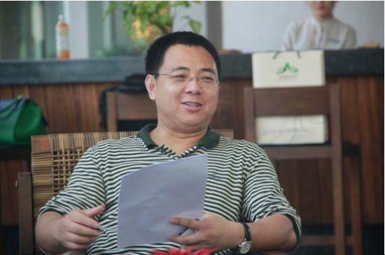 海南博鳌卡森置业有限公司总经理王冬对前来博鳌·亚洲湾参会的嘉宾