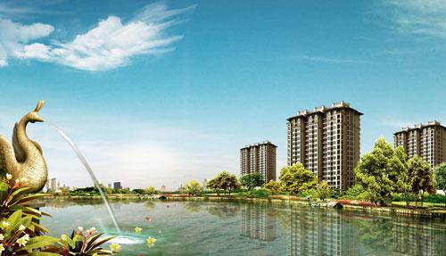 荣盛龙湖半岛2月销售量持续突破百套