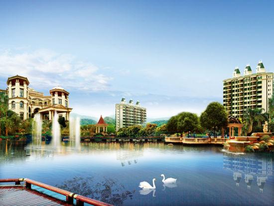 恒大地产 齐鲁首家温泉别墅城 高性价比尽显品质