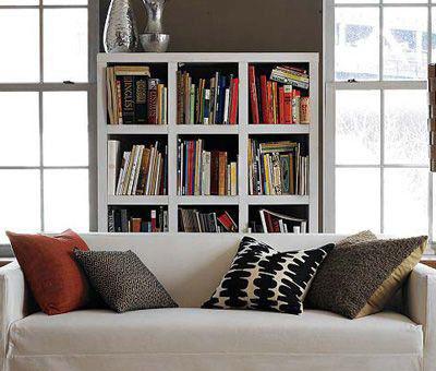 简单装饰搭配出新创意 11种沙发背景墙设计(2)