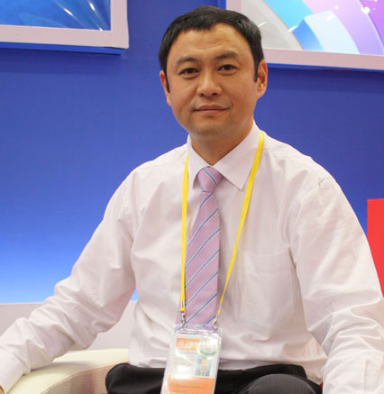 万达华南区总经理刘海波