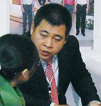 中国国际门窗城总经理 倪海琼