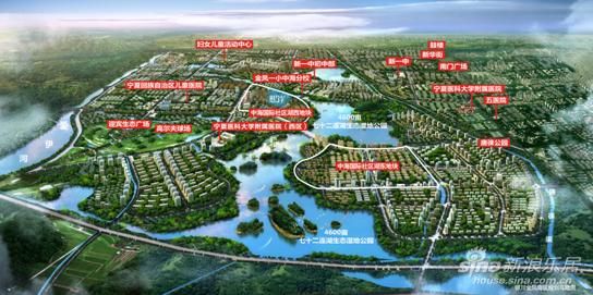 银川金凤南区规划图