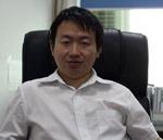 保利华南实业副总经理张亮