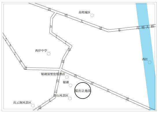 该地块共分为A、B两区,其中B区要建水上乐园。