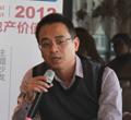 北京汉博投资公司副总裁李亚明