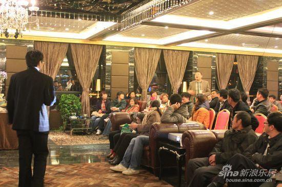 现场听众和倪可大师积极互动