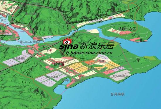 福州滨海都市区规划-空港新城 福州迈入 空港时代 没那么简单