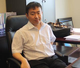 保利华南副总经理张亮