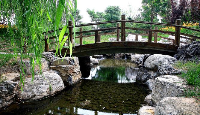 北京湾缔造中式庭院别墅传奇